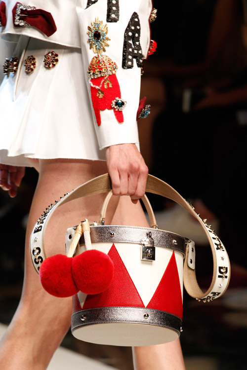 Dolce & Gabbana 3 - модные сумки весна/лето 2017