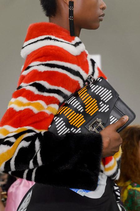 Маленькая стильная сумка от Proenza Schouler - модные сумки весна-лето 2017