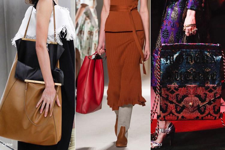 Огромный размер - модные сумки весна/лето 2017