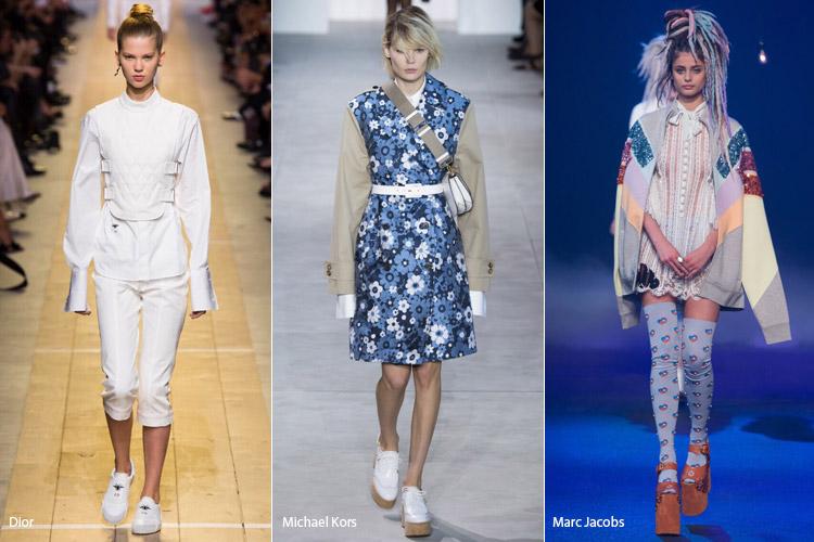 Длинные рукава - модные тенденции весна/лето 2017