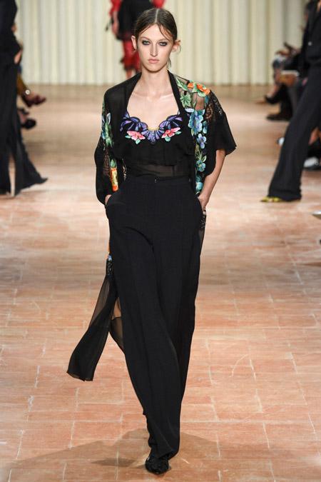 Alberta Ferretti - Модные женские брюки весна/лето 2017, тенденции