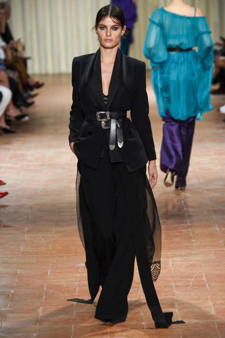 Alberta Ferretti - Модные женские костюмы сезона весна/лето 2017