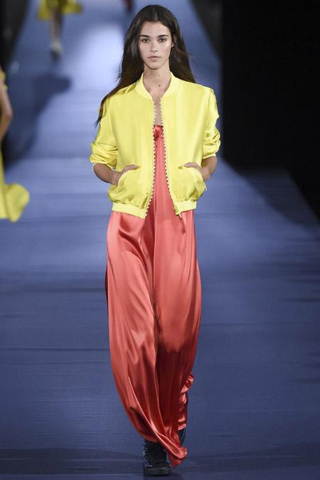 Alexis Mabille - модные куртки весна/лето 2017, женские