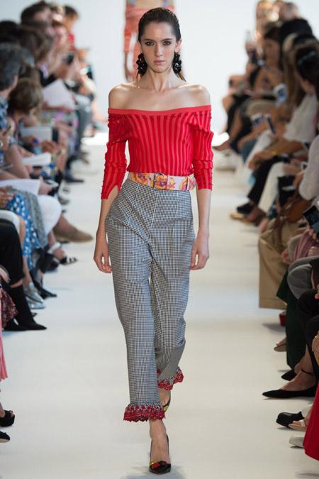 Altuzarra - Модные женские брюки весна/лето 2017, тенденции