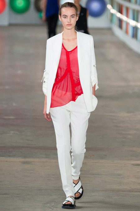 Boss Hugo Boss - Модные женские костюмы сезона весна/лето 2017