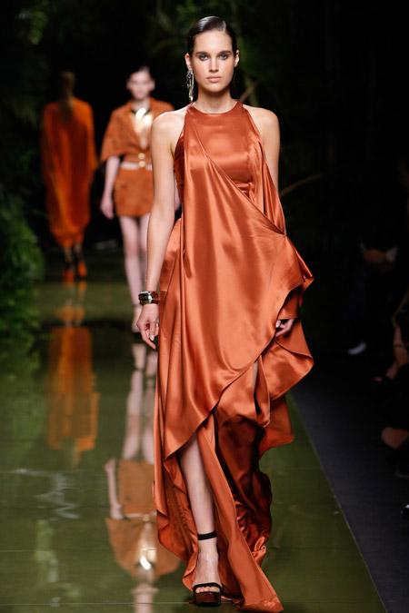 Balmain - модные вечерние платья сезона весна/лето 2017