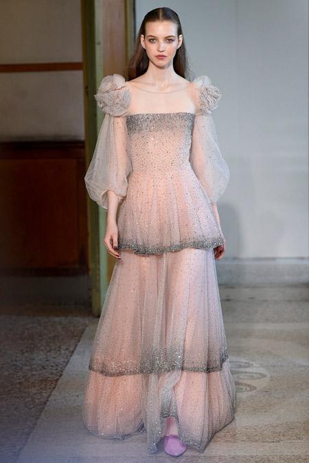 Blumarine - модные вечерние платья сезона весна/лето 2017