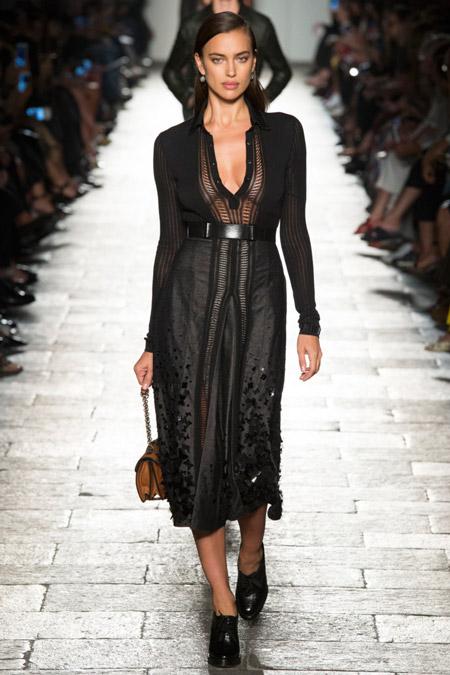 Bottega Veneta - модные вечерние платья сезона весна/лето 2017