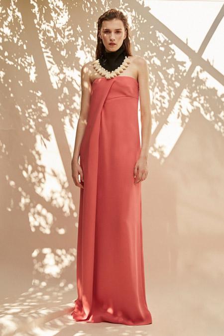 Derek Lam - модные вечерние платья сезона весна/лето 2017