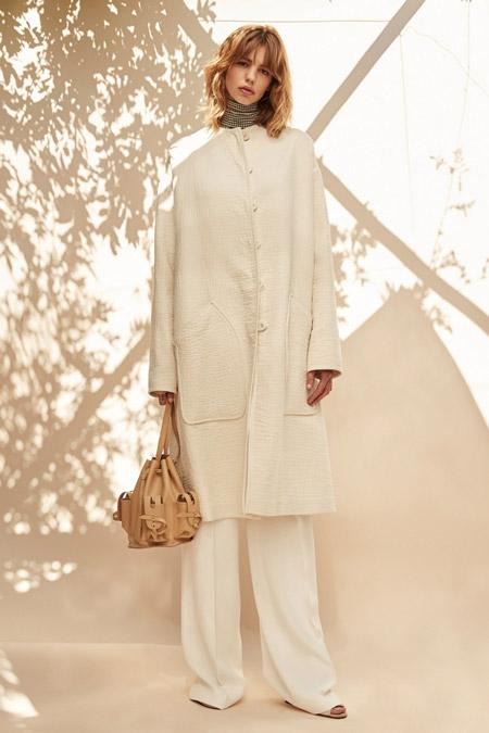 Derek Lam - модные женские пальто весна/лето 2017