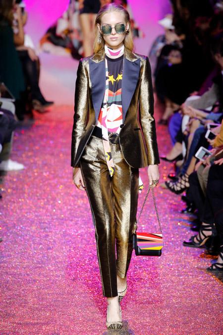 Elie Saab - Модные женские костюмы сезона весна/лето 2017