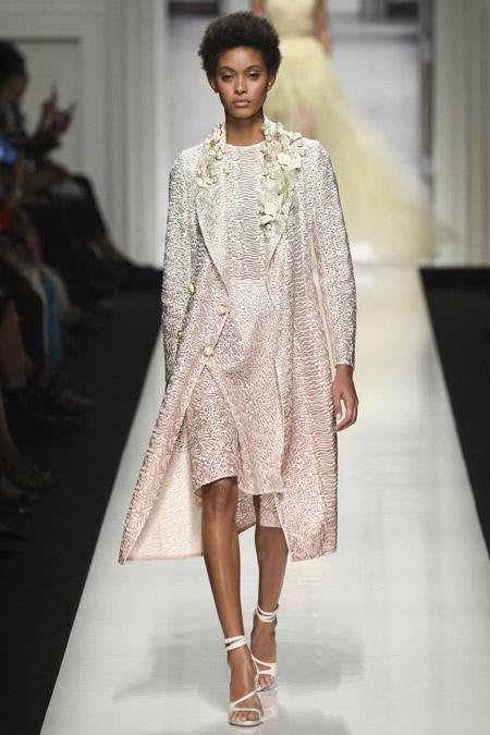 Ermanno Scervino - модные женские пальто весна/лето 2017