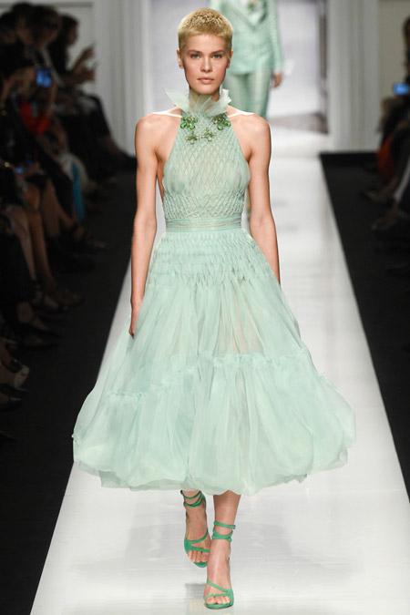 Ermanno Scervino - модные вечерние платья сезона весна/лето 2017
