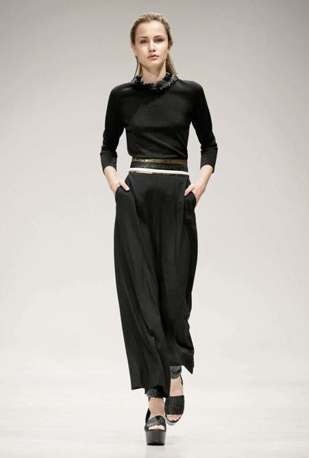 Escada - Модные женские брюки весна/лето 2017, тенденции