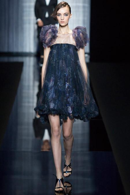Giorgio Armani - модные вечерние платья сезона весна/лето 2017