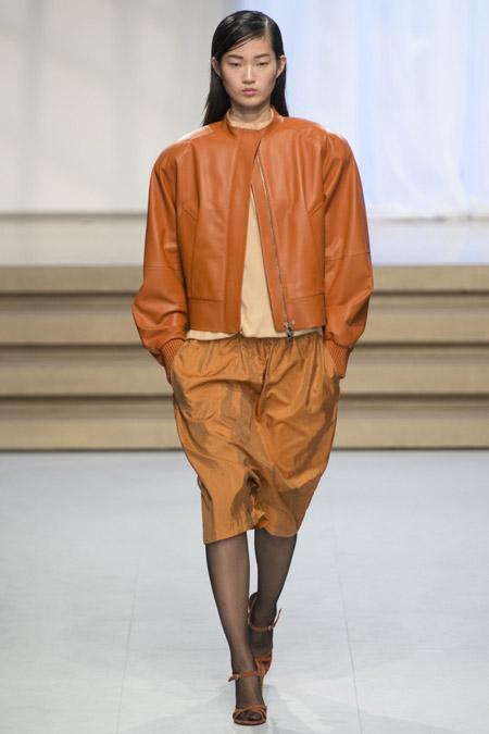 Jil Sander - модные куртки весна/лето 2017, женские