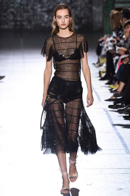 John Galliano - модные вечерние платья сезона весна/лето 2017
