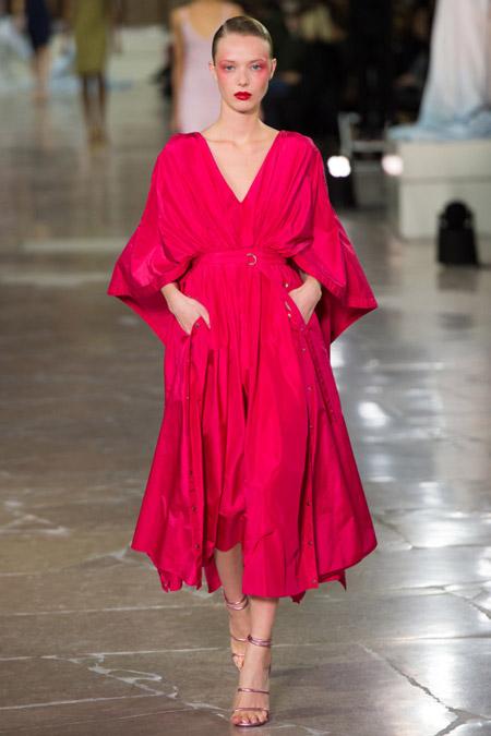 Kenzo - модные вечерние платья сезона весна/лето 2017