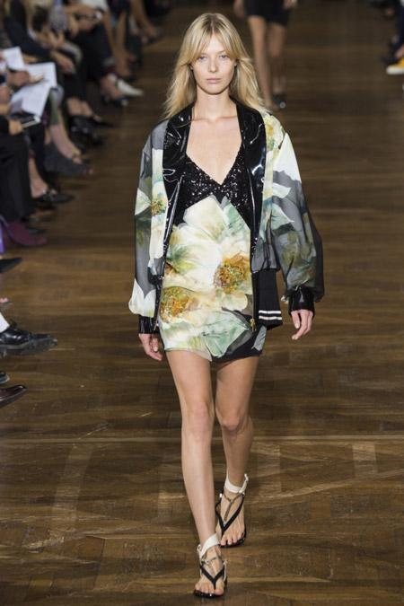 Lanvin - модные куртки весна/лето 2017, женские