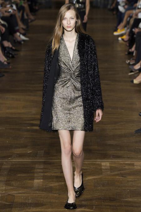 Lanvin - модные женские пальто весна/лето 2017