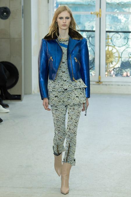 Louis Vuitton - модные куртки весна/лето 2017, женские