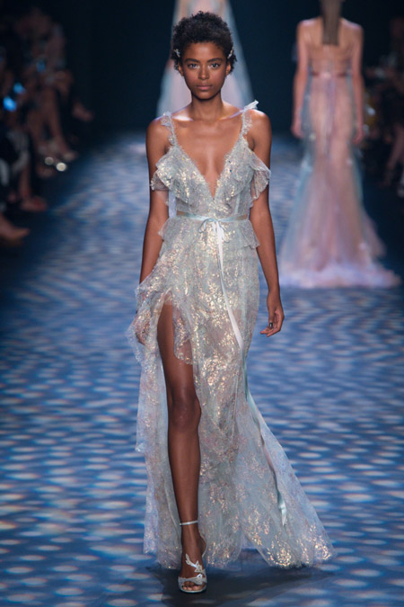 Marchesa - модные вечерние платья сезона весна/лето 2017