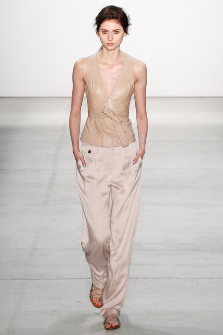 Marissa Webb - Модные женские брюки весна/лето 2017, тенденции