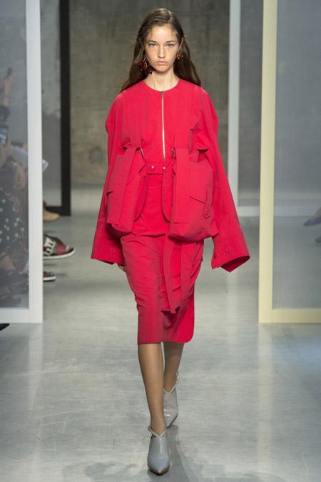 Marni - модные куртки весна/лето 2017, женские