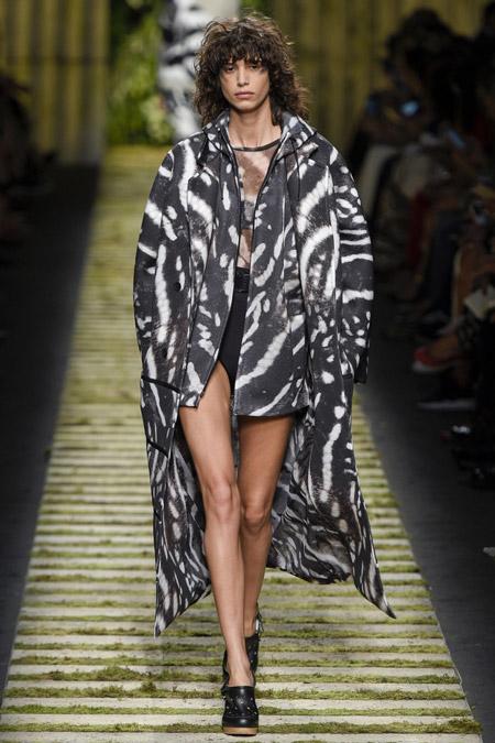 Max Mara - модные плащи весна/лето 2017