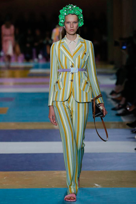 Miu Miu - Модные женские костюмы сезона весна/лето 2017