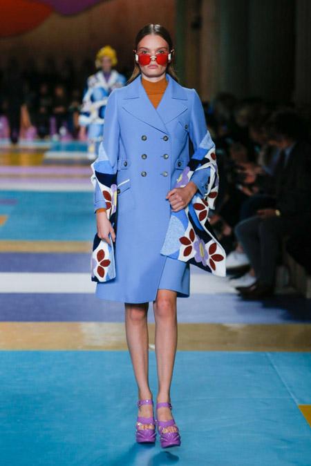 Miu Miu - модные женские пальто весна/лето 2017