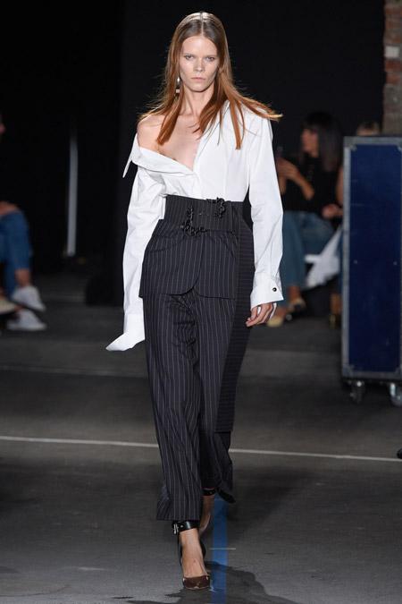 Monse - Модные женские брюки весна/лето 2017, тенденции