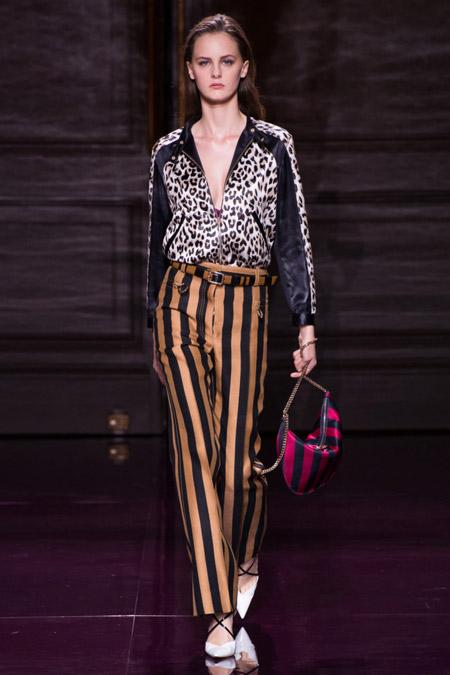 Nina Ricci - Модные женские брюки весна/лето 2017, тенденции