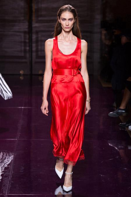 Nina Ricci - модные вечерние платья сезона весна/лето 2017