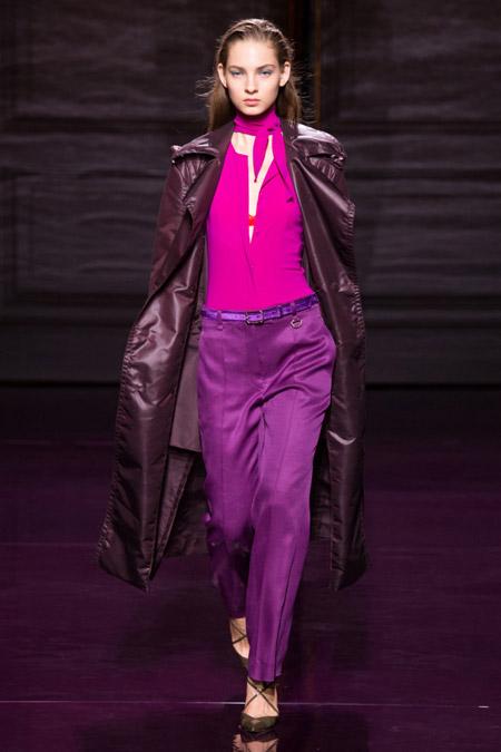 Nina Ricci - модные плащи весна/лето 2017