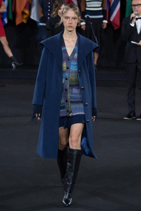 Opening Ceremony - модные женские пальто весна/лето 2017