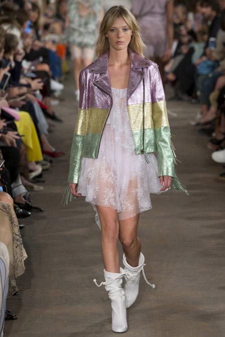 Philosophy Di Lorenzo Serafini - модные куртки весна/лето 2017, женские