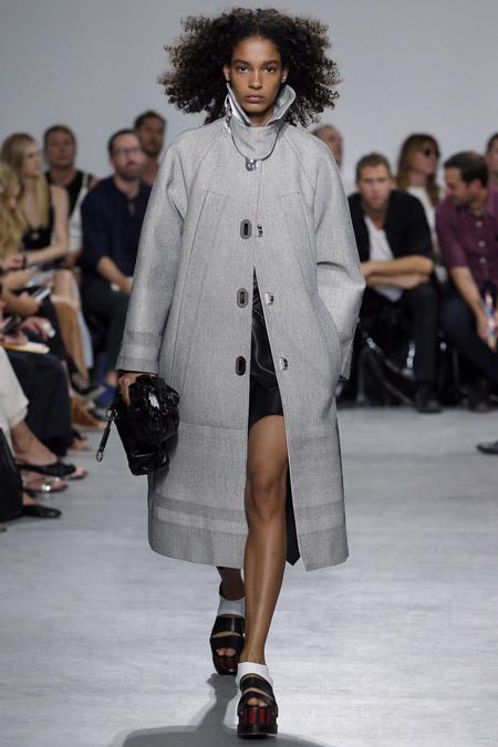 Proenza Schouler - модные женские пальто весна/лето 2017
