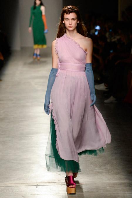 Rochas - модные вечерние платья сезона весна/лето 2017