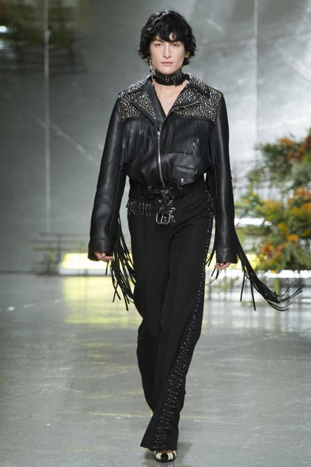 Rodarte - модные куртки весна/лето 2017, женские