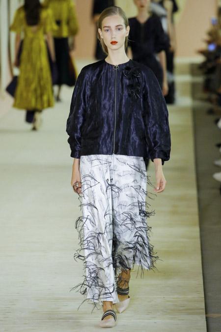Roksanda - модные куртки весна/лето 2017, женские