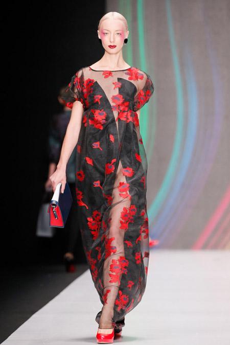 Slava Zaitsev - модные вечерние платья сезона весна/лето 2017