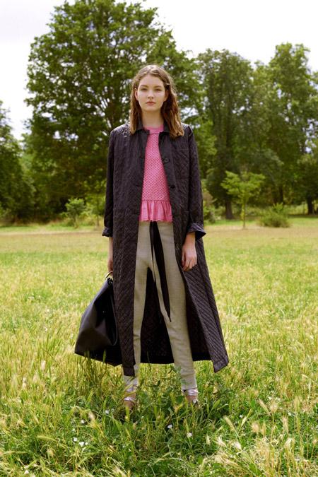 Sonia By Sonia Rykiel - модные женские пальто весна/лето 2017