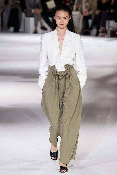 Stella Mccartney - Модные женские брюки весна/лето 2017, тенденции