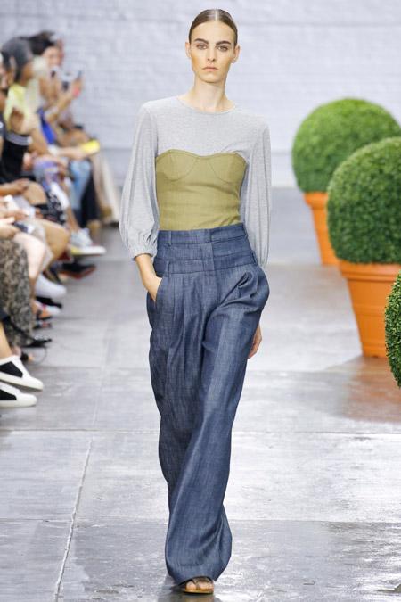 Tibi - Модные женские брюки весна/лето 2017, тенденции