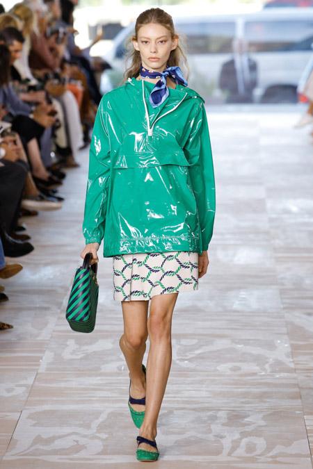 Tory Burch - модные куртки весна/лето 2017, женские