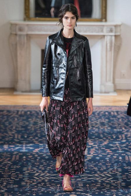Valentino - модные куртки весна/лето 2017, женские