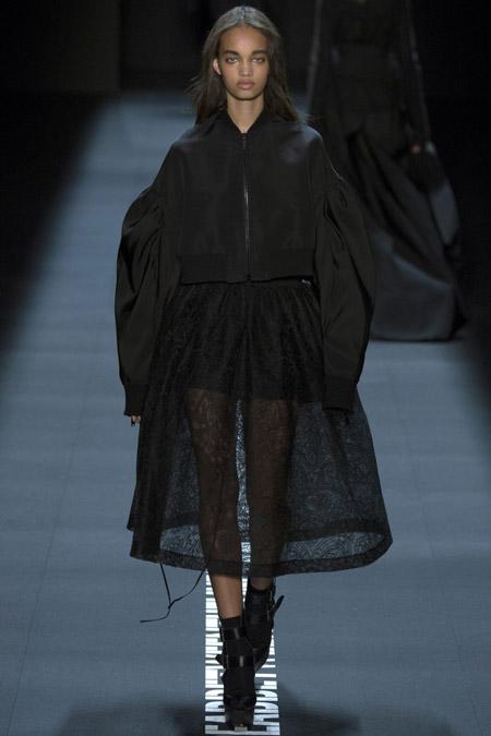 Vera Wang - модные куртки весна/лето 2017, женские