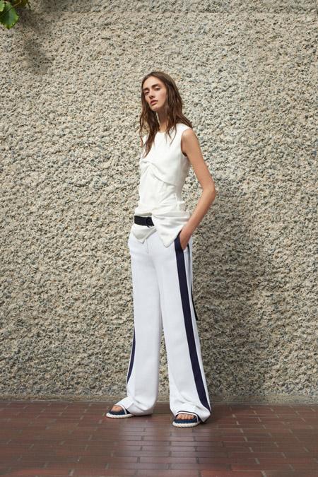 Victoria Beckham - Модные женские брюки весна/лето 2017, тенденции