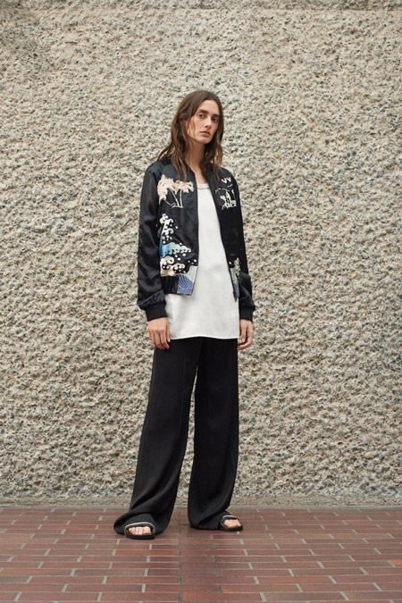 Victoria Victoria Beckham - модные куртки весна/лето 2017, женские